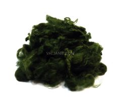 Wool Locks Wensleydale for texture Green, 10 gram