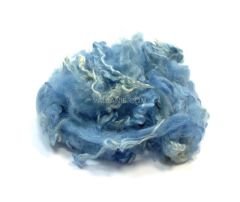 Wool Locks Wensleydale for texture Blue, 10 gram
