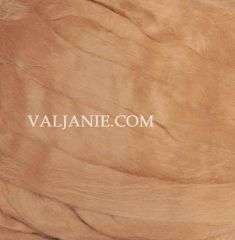 Viscose light brown, 25 gram