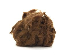Wool Locks Brown, 10 gram