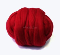 "Merino ""Turkey"" red, 50 gram"