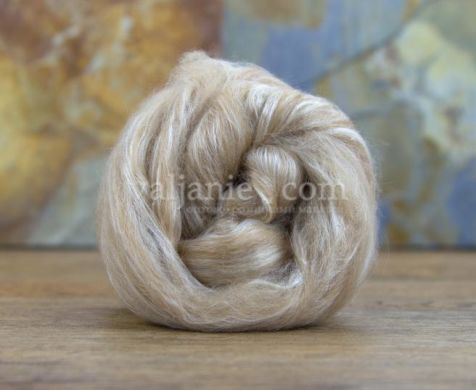 Baby camel bleached tussah, 10 грамм