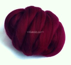 "Merino ""Turkey"" burgundy, 50 gram"